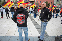 2016/09/18 Bautzen | Rechte und Rassisten