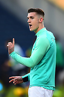 Blackburn Rovers' Darragh Lenihan warms up<br /> <br /> Photographer Richard Martin-Roberts/CameraSport<br /> <br /> The EFL Sky Bet Championship - Blackburn Rovers v West Bromwich Albion - Tuesday 1st January 2019 - Ewood Park - Blackburn<br /> <br /> World Copyright &not;&copy; 2019 CameraSport. All rights reserved. 43 Linden Ave. Countesthorpe. Leicester. England. LE8 5PG - Tel: +44 (0) 116 277 4147 - admin@camerasport.com - www.camerasport.com