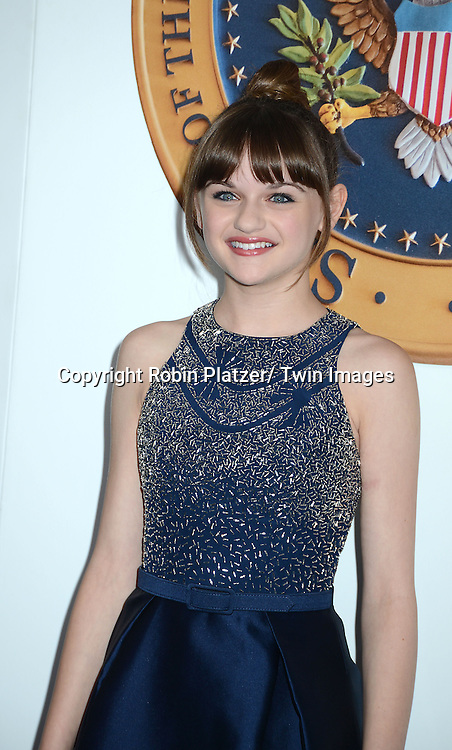 actress Joey King attends the Domestic Premiere of &quot;White House Down&quot;<br /> on June 25, 2013 at the Ziegfeld Theatre in New York City. The movie stars Channing Tatum and Jamie Foxx and Maggie Gyllenhaal.