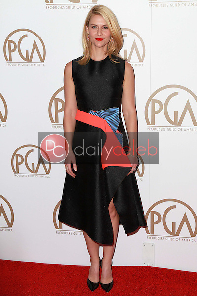 Claire Danes<br /> at the Producers Guild of America Awards 2015, Century Plaza Hotel, Century City, CA 01-24-15<br /> David Edwards/DailyCeleb.com 818-249-4998
