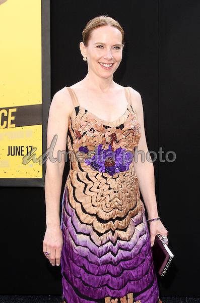 "10 June 2016 - Los Angeles, California - Amy Ryan. ""Central Intelligence"" Los Angeles Premiere held at Westwood Village Theatre. Photo Credit: AdMedia"