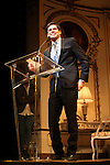 Jeremy Jordan.during the 68th Annual Theatre World Awards at the Belasco Theatre  in New York City on June 5, 2012.