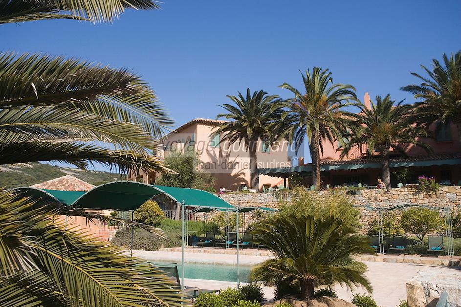 Europe/France/Corse/2B/Haute-Corse/Calvi:Hotel-Restaurant La Signoria, rte de l'aéroport - la Piscine