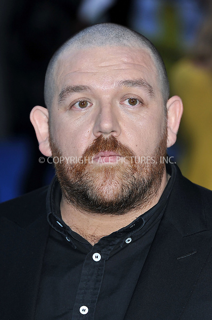 WWW.ACEPIXS.COM . . . . .  ..... . . . . US SALES ONLY . . . . .....October 23 2011, London....Nick Frost at the UK film premiere of 'The Adventures of Tintin: The Secret of the Unicorn' at the Odeon West End on October 23 2011 in London....Please byline: FAMOUS-ACE PICTURES... . . . .  ....Ace Pictures, Inc:  ..Tel: (212) 243-8787..e-mail: info@acepixs.com..web: http://www.acepixs.com