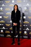 Wendie Renard<br /> Parigi 3-12-2018 <br /> Arrivi Cerimonia di premiazione Pallone d'Oro 2018 <br /> Foto JB Autissier/Panoramic/Insidefoto <br /> ITALY ONLY