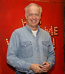 """Reed Birney attends the final performance after party for the New York City Center Encores! at 25 production of  """"Hey, Look Me Over!"""" on February 11, 2018 at the City Center Theatre in New York City."""
