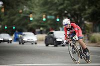Evelyn Stevens (USA)<br /> <br /> Women TT<br /> UCI Road World Championships / Richmond 2015