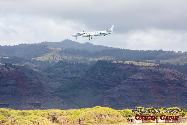 US Air Force Plan Landing