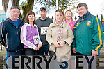 Participants of the annual Jack and Jill run in Kenmare on Saturday last. .L-R Martin and Eileen Reilly, Richie and Theresa Halpin and Sinead and Ian Monaghan.