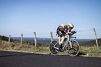 Steven Kruijswijk (NED/Jumbo Visma)<br /> <br /> Stage 13: ITT - Pau to Pau (27.2km)<br /> 106th Tour de France 2019 (2.UWT)<br /> <br /> ©kramon