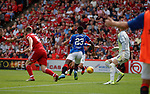 05.08.18 Aberdeen v Rangers: Josh Windass (hidden) fouled by Dom Ball