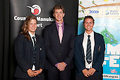 Junior Team of the Year finalists, Strathallan College Equestrian Team. Counties Manukau Sport Sporting Excellence Awards held at the Telstra Clear Pacific Events Centre Manukau on December 1st 2011.