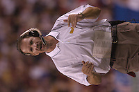 26 August 2005:  Bill Cowher.<br />