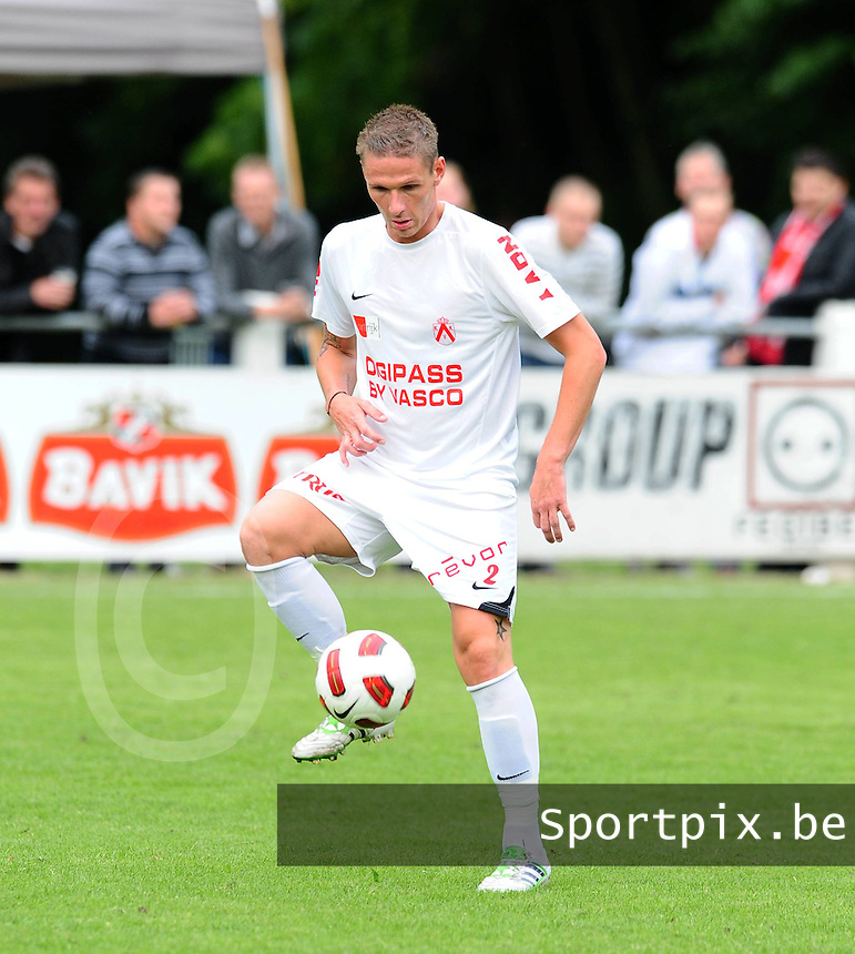 KV Kortrijk : David Vandenbroeck.foto VDB / BART VANDENBROUCKE