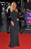 Mary J Blige at the 61st BFI LFF &quot;Mudbound&quot; Royal Bank of Canada gala, Odeon Leicester Square, Leicester Square, London, England, UK, on Thursday 05 October 2017.<br /> CAP/CAN<br /> &copy;CAN/Capital Pictures