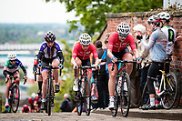Picture by Alex Whitehead/SWpix.com - 13/05/2018 - British Cycling - HSBC UK National Women's Road Series - Lincoln Grand Prix - Jess Roberts of Team Breeze.