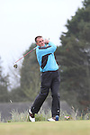John D McGinn (Laytown and Bettystown) on the 11th Tee, Day 2 at the East of Ireland Amateur Open Championship 2011 in Co.Louth Golf Club....(Photo credit should read Jenny Matthews www.newsfile.ie)....This Picture has been sent you under the conditions enclosed by:.Newsfile Ltd..The Studio,.Millmount Abbey,.Drogheda,.Co Meath..Ireland..Tel: +353(0)41-9871240.Fax: +353(0)41-9871260.GSM: +353(0)86-2500958.email: pictures@newsfile.ie.www.newsfile.ie.
