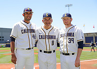 Cal Baseball vs TCU, May 20, 2017