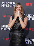 "Jennifer Aniston 064 arrives at the LA Premiere Of Netflix's ""Murder Mystery"" at Regency Village Theatre on June 10, 2019 in Westwood, California"