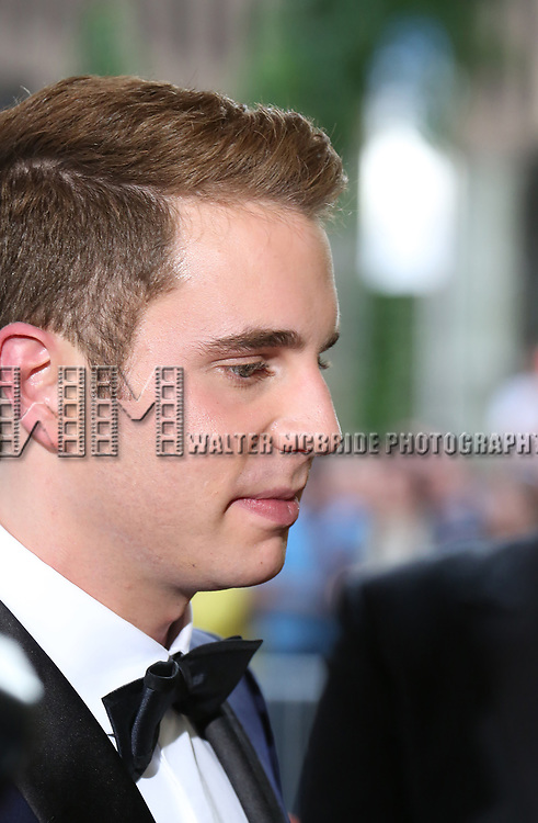 Ben Platt attends the 71st Annual Tony Awards at Radio City Music Hall on June 11, 2017 in New York City.