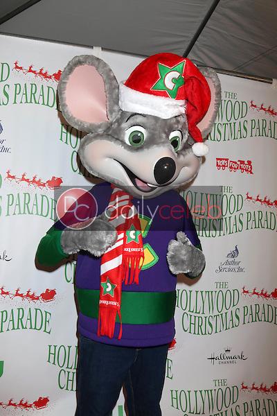 Chuck E. Cheese<br /> at the 85th Annual Hollywood Christmas Parade, Hollywood Boulevard, Hollywood, CA 11-27-16<br /> David Edwards/DailyCeleb.com 818-249-4998