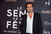 GILLES LELLOUCHE - PREMIERE DU FILM 'SENS DE LA FETE' AU GRAND REX A PARIS, 26 SEPTEMBRE 2017