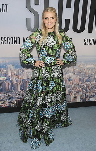 "NEW YORK, NY - DECEMBER 12: Annaleigh Ashford attends the World Premiere for ""Second Act"" at Regal union Square on December 12, 2018 in New York City.  Credit: John Palmer/MediaPunch"
