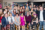 21 Kisses<br /> -------------<br /> Laura Lenihan, Ardfert, front centre,had a super night in Mac's bar in the village celebrating her 21st birthday last Saturday  surrounded by many friends and family