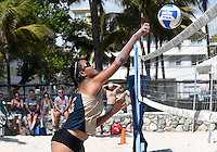 FIU Beach Volleyball v. South Carolina (4/1/16)
