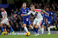Max Meyer of Crystal Palace in action during Chelsea vs Crystal Palace, Premier League Football at Stamford Bridge on 4th November 2018
