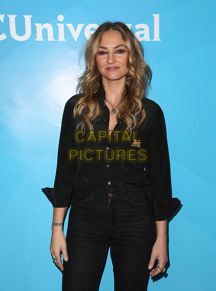 Pasadena, CA - January 13: Drea de Matteo Attending 2016 Winter TCA Tour - NBCUniversal Press Tour At The Langham Hotel  California on January 13, 2015. <br /> CAP/MPI/FS<br /> &copy;FS/MPI/Capital Pictures