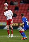 John Brayford of Sheffield Utd - FA Cup Second round - Sheffield Utd vs Oldham Athletic - Bramall Lane Stadium - Sheffield - England - 5th December 2015 - Picture Simon Bellis/Sportimage