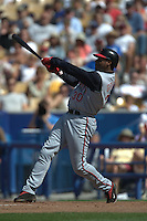 Ken Griffey Jr. Cincinnati Reds vs Los Angeles Dodgers. Los Angeles, CA 5/16/2004 MANDATORY CREDIT: Brad Mangin