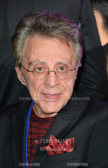 "Frankie Valli at the world premiere for ""Black Panther"" at the Dolby Theatre, Hollywood, USA 29 Jan. 2018<br /> Picture: Paul Smith/Featureflash/SilverHub 0208 004 5359 sales@silverhubmedia.com"