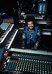 George Duke, Sept 1977
