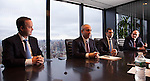 NEW YORK - NOVEMBER 12:  Corporate Interview for PERE News with Och-Ziff Capital Management November 12, 2015 in New York, NY. (Photo by Donald Bowers)