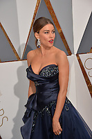 Sofia Vergara at the 88th Academy Awards at the Dolby Theatre, Hollywood.<br /> February 28, 2016  Los Angeles, CA<br /> Picture: Paul Smith / Featureflash