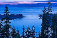 Sunrise at Emerald Bay South Lake Tahoe