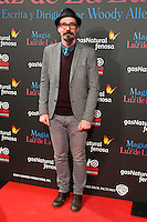 "Fele Martinez attend the Premiere of the movie ""Magic in the Moonlight"" at callao Cinema in Madrid, Spain. December 2, 2014. (ALTERPHOTOS/Carlos Dafonte) /NortePhoto.com"