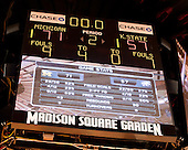The University of Michigan men's basketball team beat Kansas State, 71-57, in the NIT Season Tip-Off Championship at Madison Square Garden in New York, N.Y., on November 23, 2012.