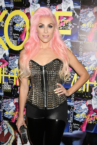 LOS ANGELES - SEPTEMBER 23: Bonnie McKee at the KODE Magazine October 2015 Issue Party at the The Well on September 23, 2015 in Los Angeles, CA . Credit: David Edwards/MediaPunch