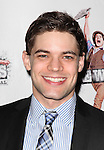 Jeremy Jordan.attending the 'NEWSIES' Opening Night after Party at the Nederlander Theatre in New York on 3/29/2012