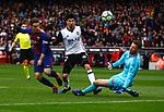 Denis Suarez, FC Barcelona 2 a 1 Valencia FC Jornada 32 de liga, 14 Abril 2018, Estadio Camp Nou, Barcelona. Photo Martin Seras Lima