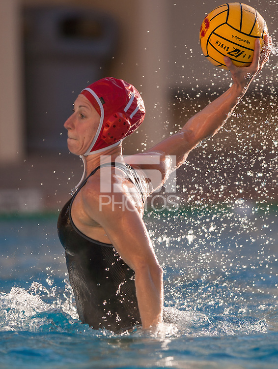 Stanford, CA; Sunday February 1, 2015; Women's Water Polo, Stanford vs San Jose State