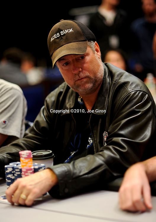 Main Event TV Final Table Players: Michael Beasley