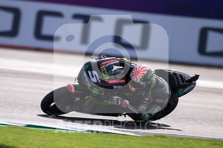 JOHANN ZARCO - FRENCH - MONSTER YAMAHA TECH 3 - YAMAHA