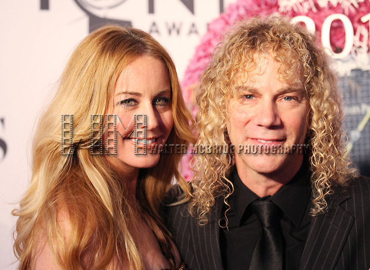 David Bryan pictured at the 66th Annual Tony Awards held at The Beacon Theatre in New York City , New York on June 10, 2012. © Walter McBride / WM Photography