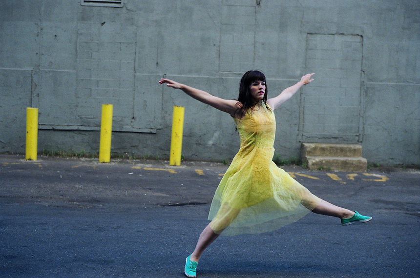 Match Box Dances: Canary And The Coal Mine | DUMBO, Brooklyn | 2010