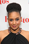 Tracie Thoms attends the Opening Night After Party for 'Falsettos'  at the New York Hilton Hotel on October 27, 2016 in New York City.