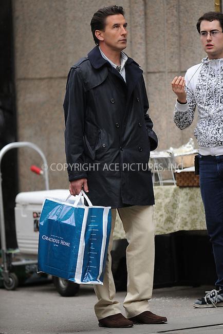 WWW.ACEPIXS.COM . . . . . ....February 24 2010, New York City....Actor William Baldwin on the midtown Manhattan set of the TV show 'Gossip Girl' on February 24 2010 in New York City....Please byline: KRISTIN CALLAHAN - ACEPIXS.COM.. . . . . . ..Ace Pictures, Inc:  ..tel: (212) 243 8787 or (646) 769 0430..e-mail: info@acepixs.com..web: http://www.acepixs.com